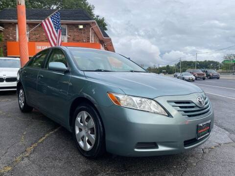 2007 Toyota Camry for sale at Bloomingdale Auto Group - The Car House in Butler NJ