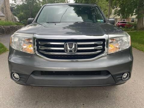 2013 Honda Pilot for sale at Via Roma Auto Sales in Columbus OH