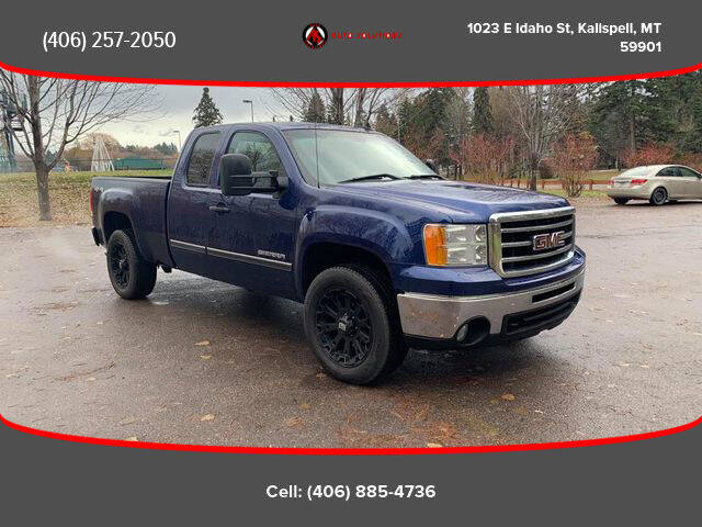 2013 GMC Sierra 1500 for sale at Auto Solutions in Kalispell MT