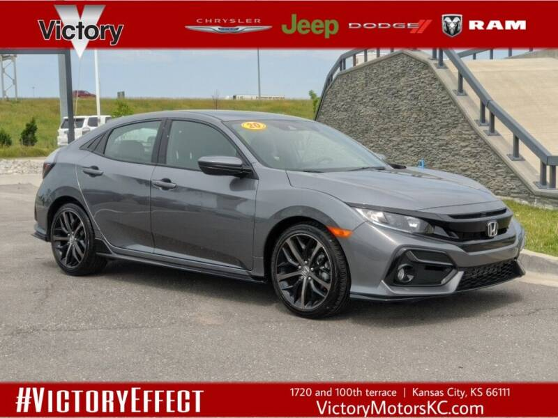 2020 Honda Civic for sale in Kansas City, KS