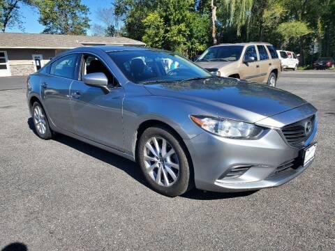 2014 Mazda MAZDA6 for sale at AFFORDABLE IMPORTS in New Hampton NY