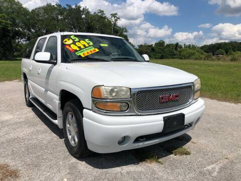 2005 GMC Yukon XL for sale at Auto Export Pro Inc. in Orlando FL