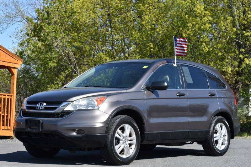 2011 Honda CR-V for sale at GREENPORT AUTO in Hudson NY