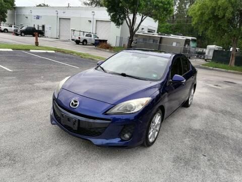 2012 Mazda MAZDA3 for sale at Best Price Car Dealer in Hallandale Beach FL