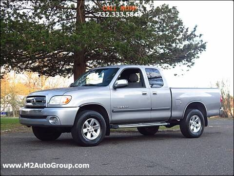 2005 Toyota Tundra for sale at M2 Auto Group Llc. EAST BRUNSWICK in East Brunswick NJ