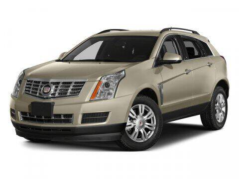 2015 Cadillac SRX for sale at Stephen Wade Pre-Owned Supercenter in Saint George UT