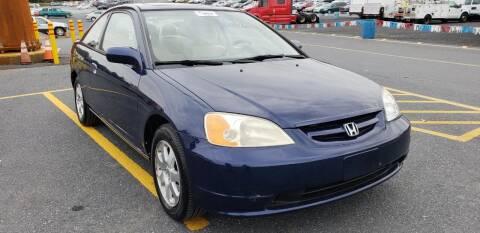 2003 Honda Civic for sale at Selective Wheels in Windber PA