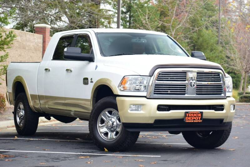 2012 RAM Ram Pickup 2500 for sale at Sac Truck Depot in Sacramento CA