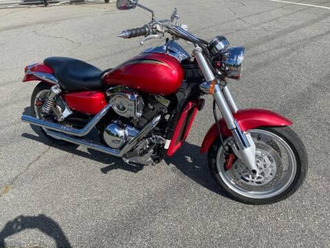 2002 Kawasaki VN1500 for sale at Michael's Cycles & More LLC in Conover NC
