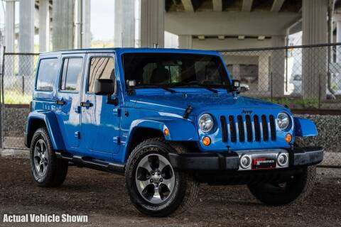 2012 Jeep Wrangler Unlimited for sale at Friesen Motorsports in Tacoma WA