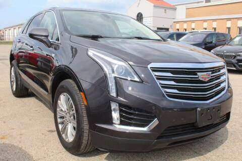 2017 Cadillac XT5 for sale at SHAFER AUTO GROUP in Columbus OH