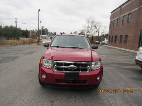2009 Ford Escape for sale at Heritage Truck and Auto Inc. in Londonderry NH