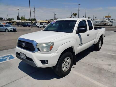 2013 Toyota Tacoma for sale at California Motors in Lodi CA