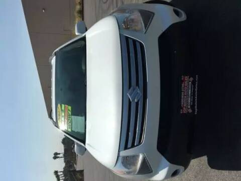 2007 Suzuki XL7 for sale at Top Notch Auto Sales in San Jose CA