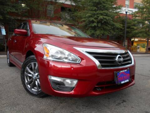 2015 Nissan Altima for sale at H & R Auto in Arlington VA