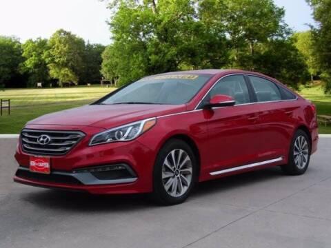 2017 Hyundai Sonata for sale at BIG STAR HYUNDAI in Houston TX