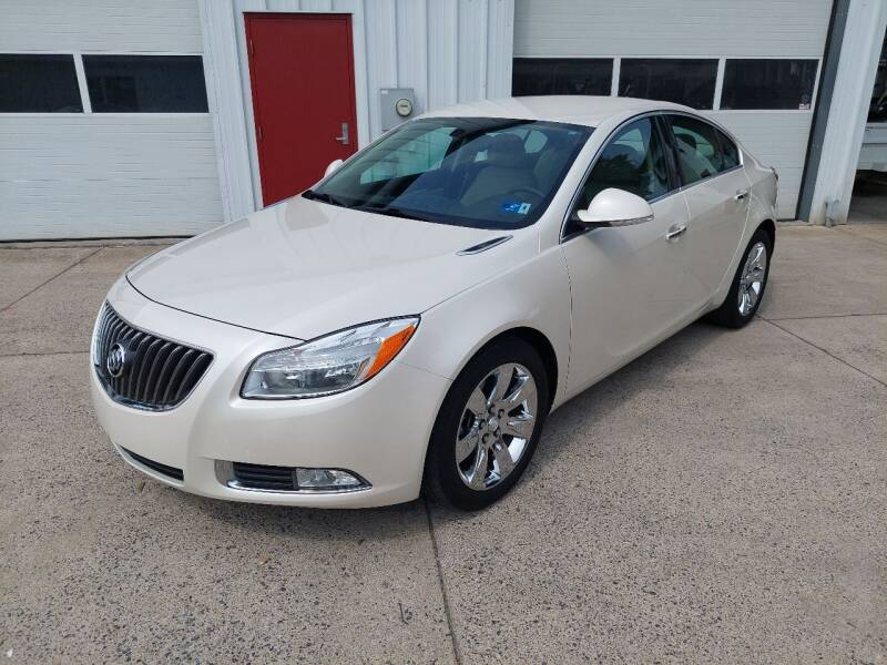 2013 Buick Regal for sale at Lewin Yount Auto Sales in Winchester VA