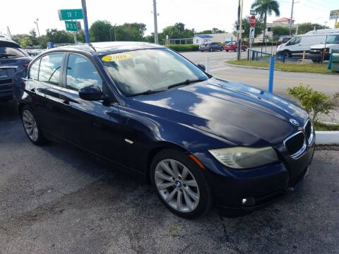 2009 BMW 3 Series for sale at P S AUTO ENTERPRISES INC in Miramar FL