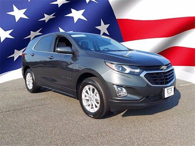 2019 Chevrolet Equinox for sale at Gentilini Motors in Woodbine NJ