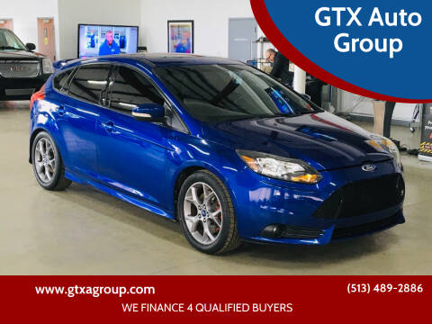 2013 Ford Focus for sale at GTX Auto Group in West Chester OH