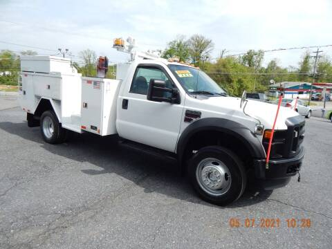 2008 Ford F-550 Super Duty for sale at Dave's Auto Connection LLC in Etters PA