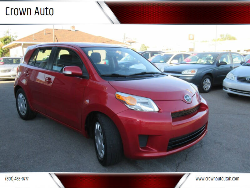2009 Scion xD for sale at Crown Auto in South Salt Lake City UT