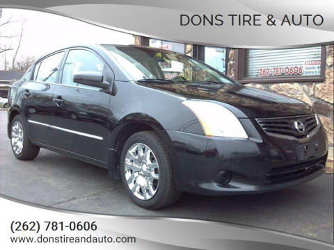 2010 Nissan Sentra for sale at Dons Tire & Auto in Butler WI