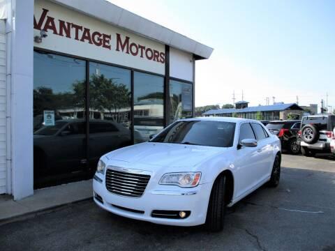 2014 Chrysler 300 for sale at Vantage Motors LLC in Raytown MO