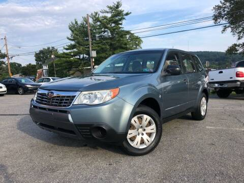 2010 Subaru Forester for sale at Keystone Auto Center LLC in Allentown PA