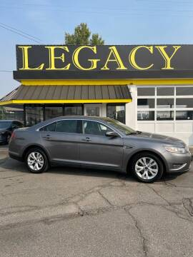 2011 Ford Taurus for sale at Legacy Auto Sales in Toppenish WA