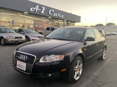 2007 Audi A4 for sale at A1 Carz, Inc in Sacramento CA