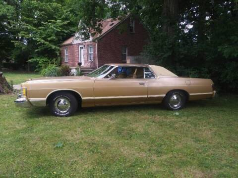 1977 Mercury Grand Marquis for sale at Classic Car Deals in Cadillac MI