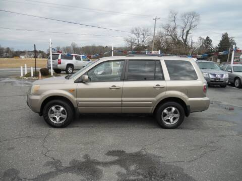 2006 Honda Pilot for sale at All Cars and Trucks in Buena NJ