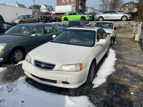 1999 Acura TL for sale at Butler Auto in Easton PA