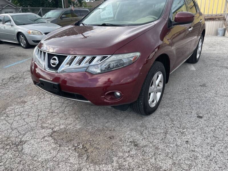 2010 Nissan Murano for sale at Honest Abe Auto Sales 2 in Indianapolis IN