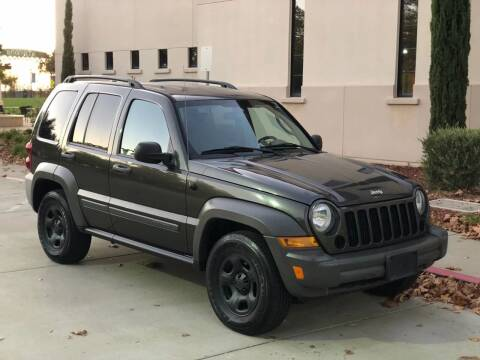 2006 Jeep Liberty for sale at Auto King in Roseville CA
