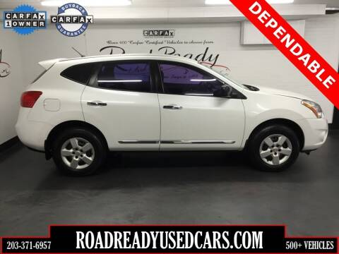 2012 Nissan Rogue for sale at Road Ready Used Cars in Ansonia CT