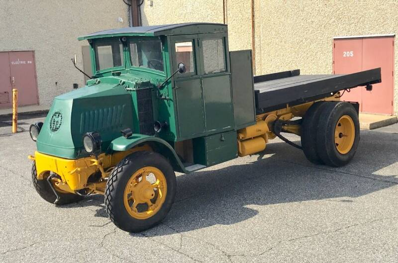 1924 Mack Model AC for sale at M4 Motorsports in Kutztown PA