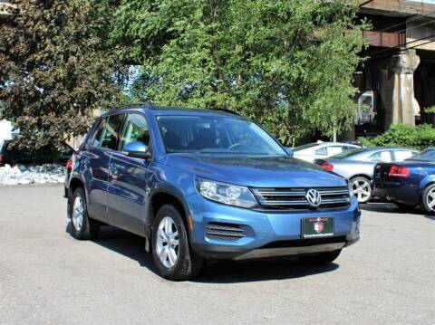 2017 Volkswagen Tiguan for sale at Cutuly Auto Sales in Pittsburgh PA