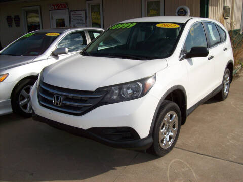 2012 Honda CR-V for sale at Summit Auto Inc in Waterford PA