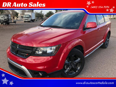 2016 Dodge Journey for sale at DR Auto Sales in Scottsdale AZ