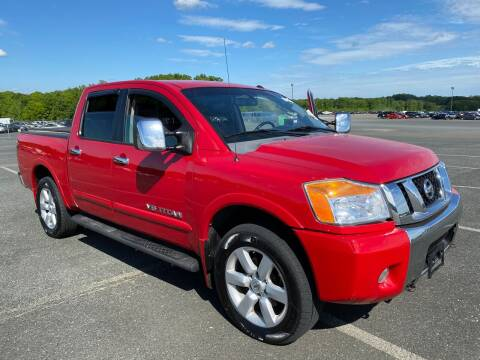 2008 Nissan Titan for sale at Used Cars of Fairfax LLC in Woodbridge VA