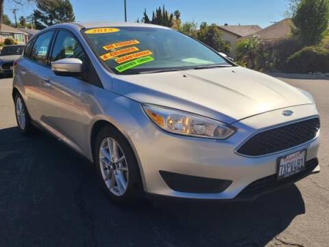 2015 Ford Focus for sale at CAR CITY SALES in La Crescenta CA