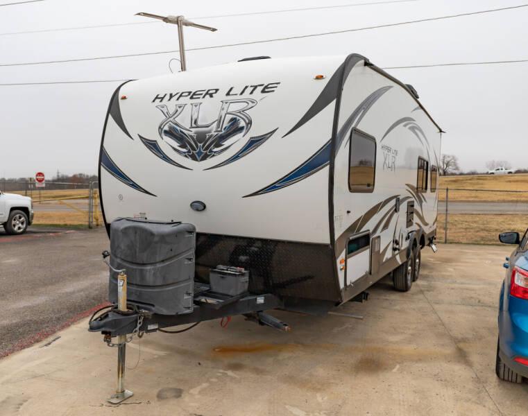 2014 Forest River XLR Hyper Lite for sale at Ezrv Finance in Willow Park TX
