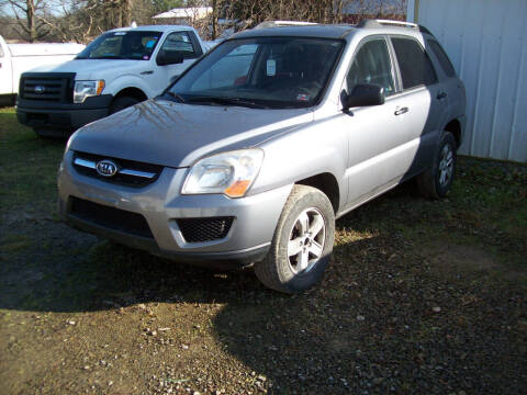 2009 Kia Sportage for sale at Summit Auto Inc in Waterford PA