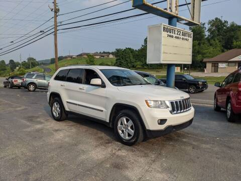 2011 Jeep Grand Cherokee for sale at Route 22 Autos in Zanesville OH