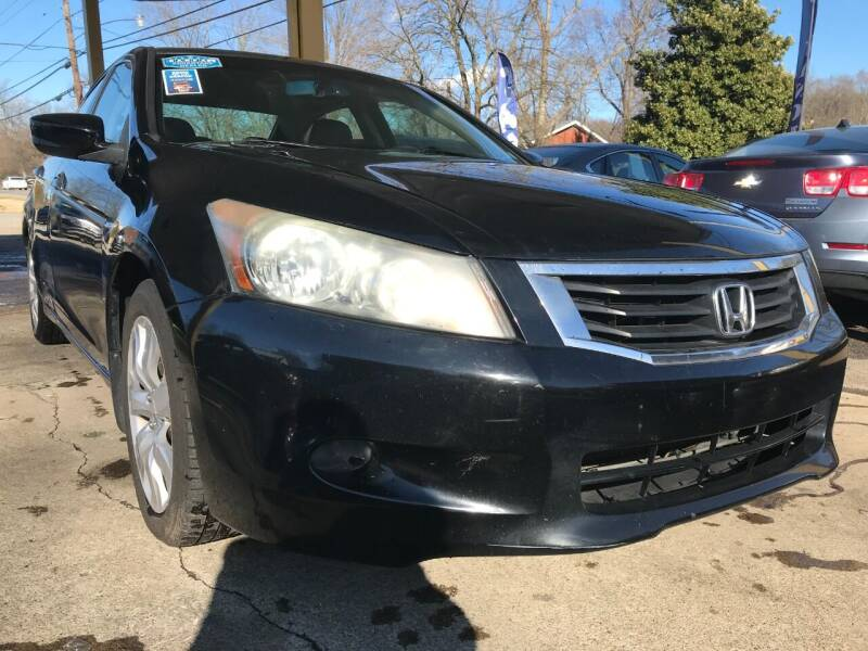 2009 Honda Accord for sale at King Louis Auto Sales in Louisville KY