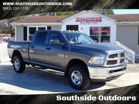 2013 RAM Ram Pickup 2500 for sale at Southside Outdoors in Turbeville SC