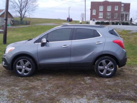 2014 Buick Encore for sale at Dealz on Wheelz in Ewing KY