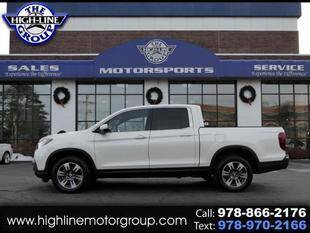 2018 Honda Ridgeline for sale at Highline Group Motorsports in Lowell MA